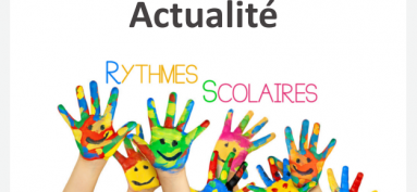Rythmes scolaires 2017-2018